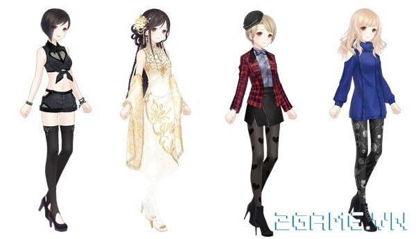 Ngôi Sao Thời Trang - Tìm hiểu tính năng trang phục đẹp 1