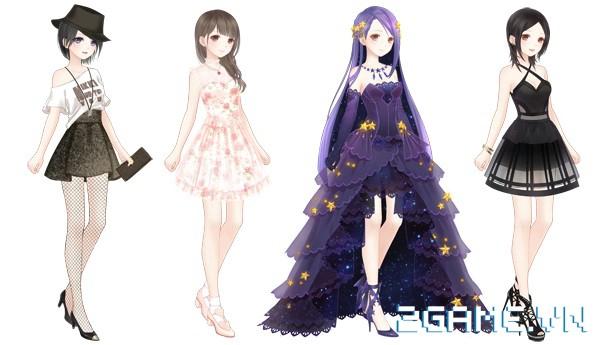Ngôi Sao Thời Trang - Tìm hiểu tính năng trang phục đẹp 2
