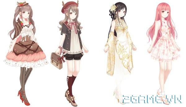 Ngôi Sao Thời Trang - Tìm hiểu tính năng trang phục đẹp 3
