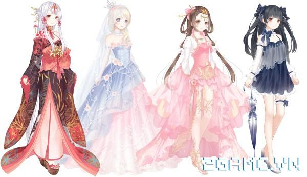 Ngôi Sao Thời Trang - Tìm hiểu tính năng trang phục đẹp 4