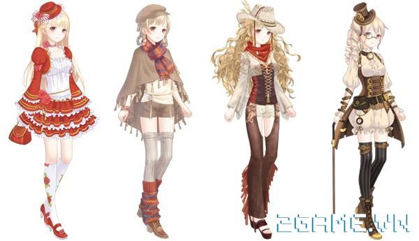 Ngôi Sao Thời Trang - Tìm hiểu tính năng trang phục đẹp 8