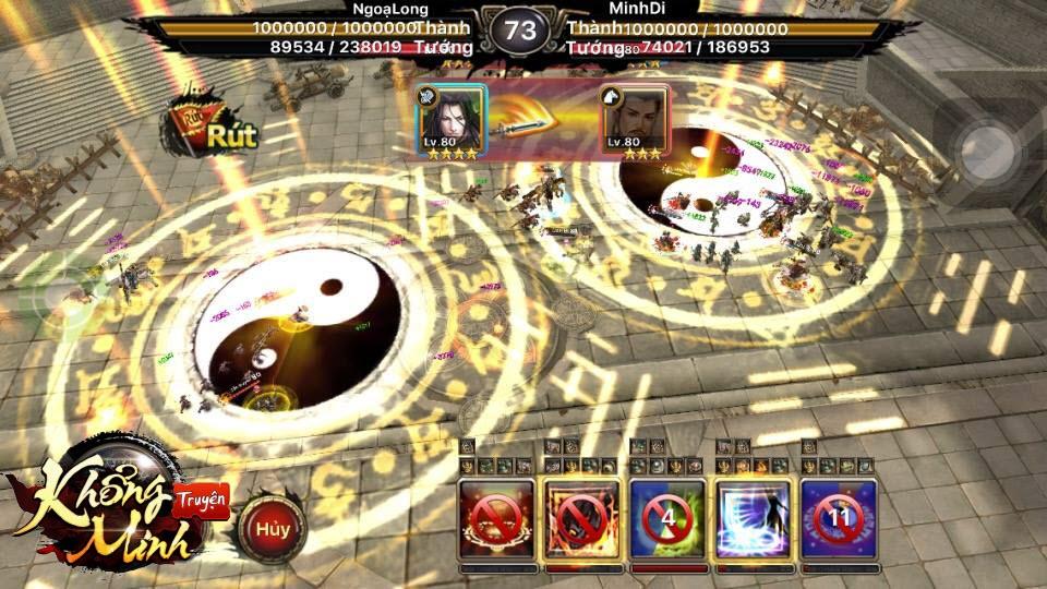 Gặp gỡ Minh Di, gamer Top 1 Rank Vương Giả nổi tiếng trong Khổng Minh Truyện 4