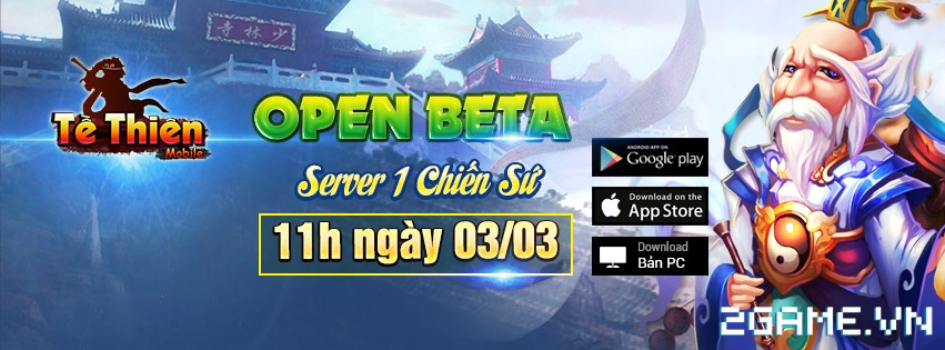 Tặng 310 giftcode game Tề Thiên Mobile 5