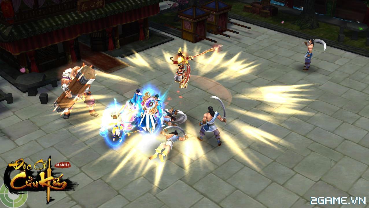 Gamer kêu cứu vì đồ sát tràn lan, Độc Cô Cửu Kiếm Mobile ra tay bảo vệ tân thủ 3