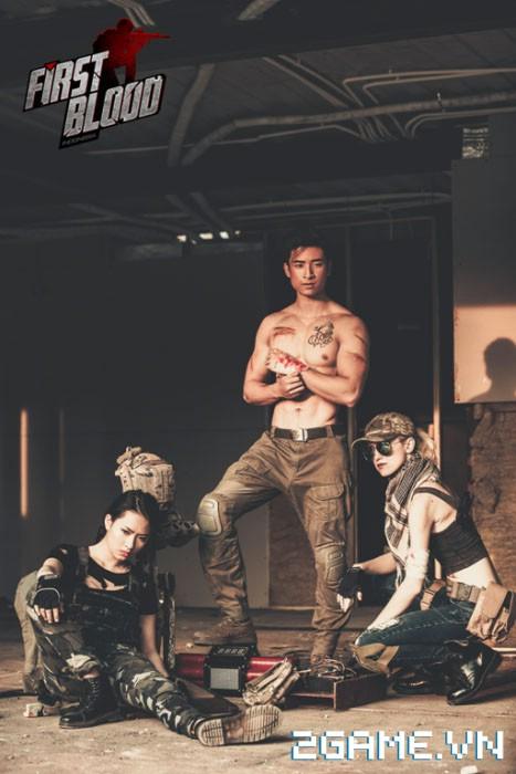 Truy Kích 'xuất ngoại' sang Indonesia với tên gọi First Blood 10