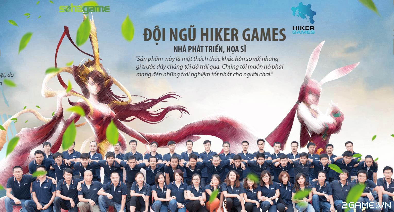 Game Việt Loạn Đấu Võ Lâm bất ngờ tổ chức họp báo tại... rạp chiếu phim CGV 3
