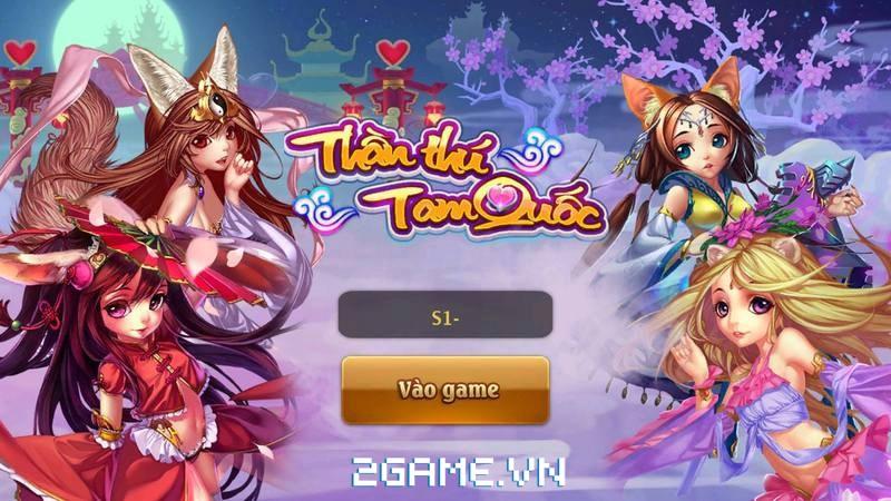 Game mobile Thần Thú Tam Quốc ra mắt game thủ Việt 2