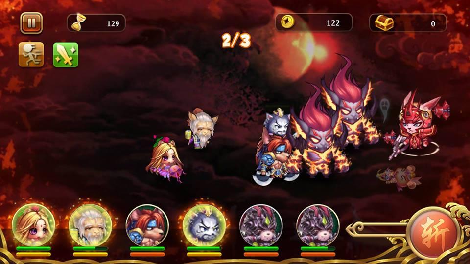 Game mobile Thần Thú Tam Quốc ra mắt game thủ Việt 11