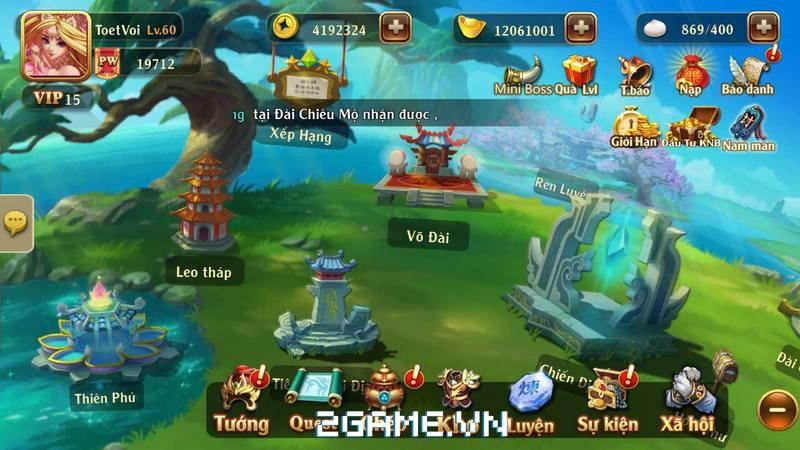 Game mobile Thần Thú Tam Quốc ra mắt game thủ Việt 0