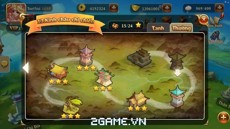 Game mobile Thần Thú Tam Quốc ra mắt game thủ Việt 4