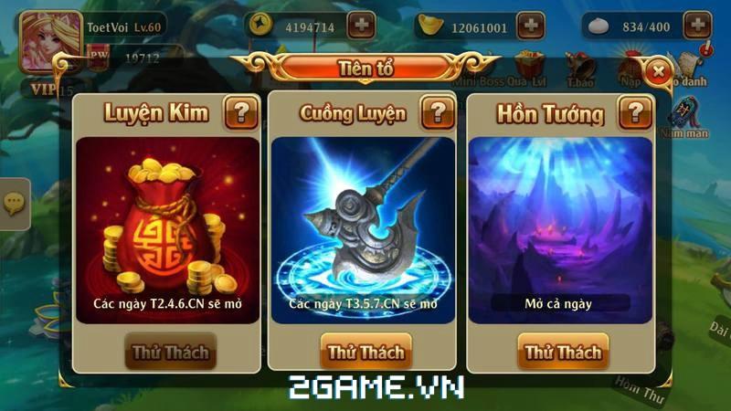 Game mobile Thần Thú Tam Quốc ra mắt game thủ Việt 6
