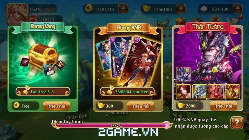 Game mobile Thần Thú Tam Quốc ra mắt game thủ Việt 7