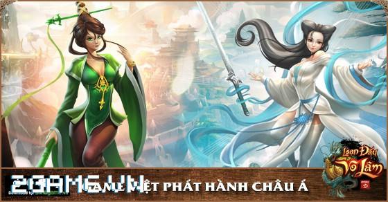 Loạn Đấu Võ Lâm - Tìm hiểu tướng Tiểu Long Nữ 2