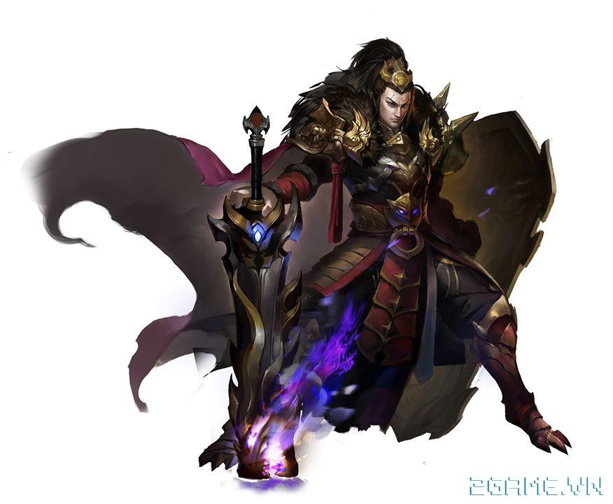 Chiến Thần Xích Bích – Tìm hiểu môn phái Cuồng Chiến 0
