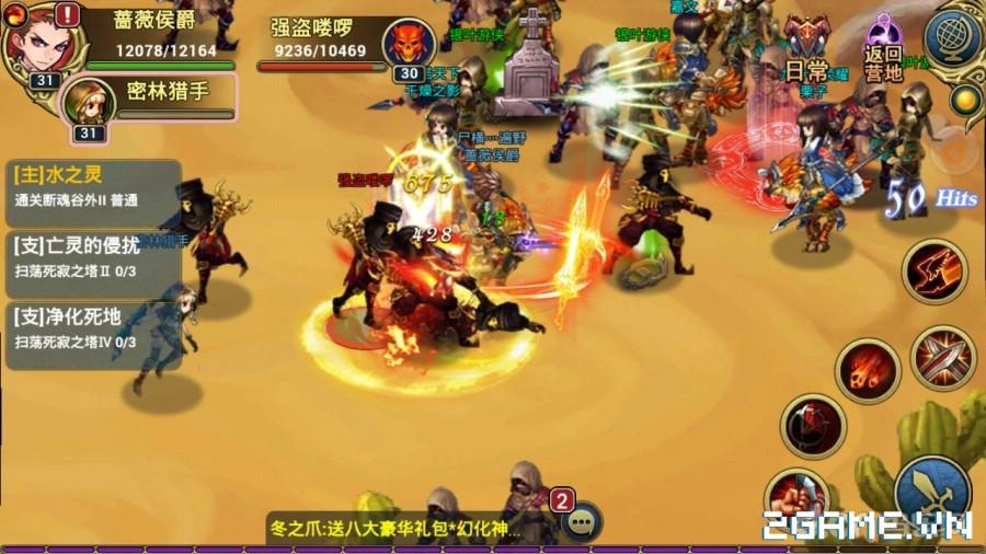 Game mới King Online cập bến Việt Nam 6