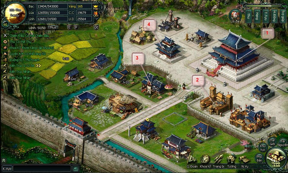 Lịch sử phát triển game chiến thuật Tam Quốc tại Việt Nam 1