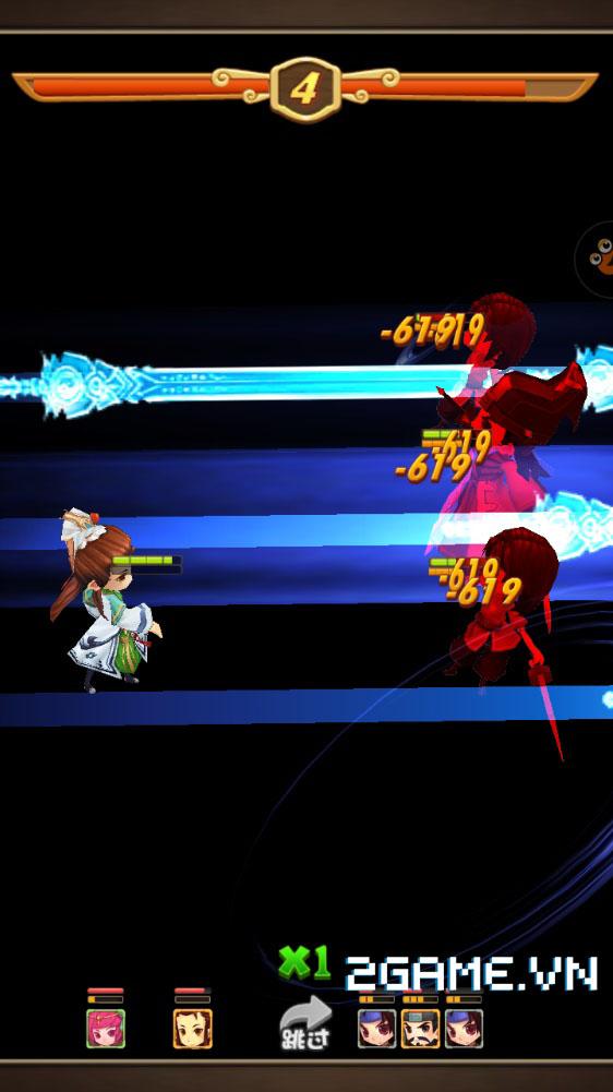 Chơi thử game mobile Võ Hiệp 3D trước thềm ra mắt tại Việt Nam 3