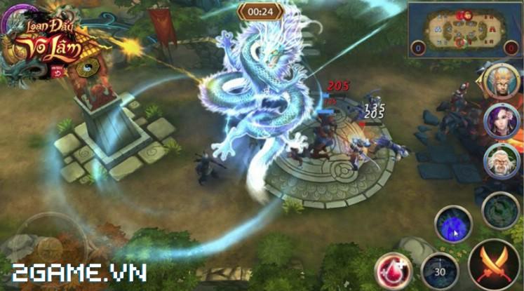 4 chất đặc trưng của dòng MMORPG hội tụ đầy đủ trong Loạn Đấu Võ Lâm 11