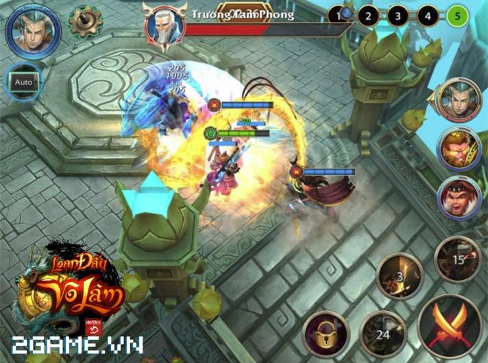 4 chất đặc trưng của dòng MMORPG hội tụ đầy đủ trong Loạn Đấu Võ Lâm 12