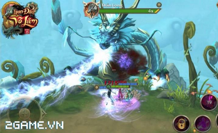 4 chất đặc trưng của dòng MMORPG hội tụ đầy đủ trong Loạn Đấu Võ Lâm 13