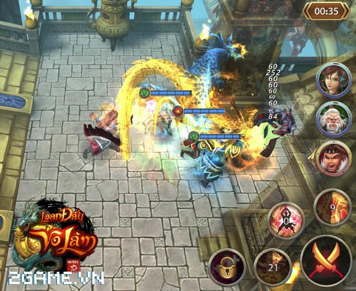 4 chất đặc trưng của dòng MMORPG hội tụ đầy đủ trong Loạn Đấu Võ Lâm 2