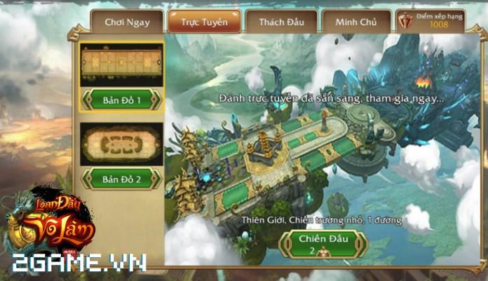 4 chất đặc trưng của dòng MMORPG hội tụ đầy đủ trong Loạn Đấu Võ Lâm 5