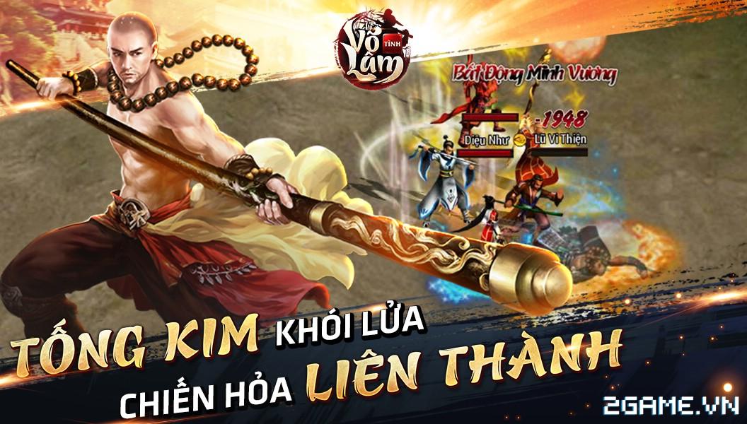Tặng 520 giftcode game Tình Võ Lâm 0