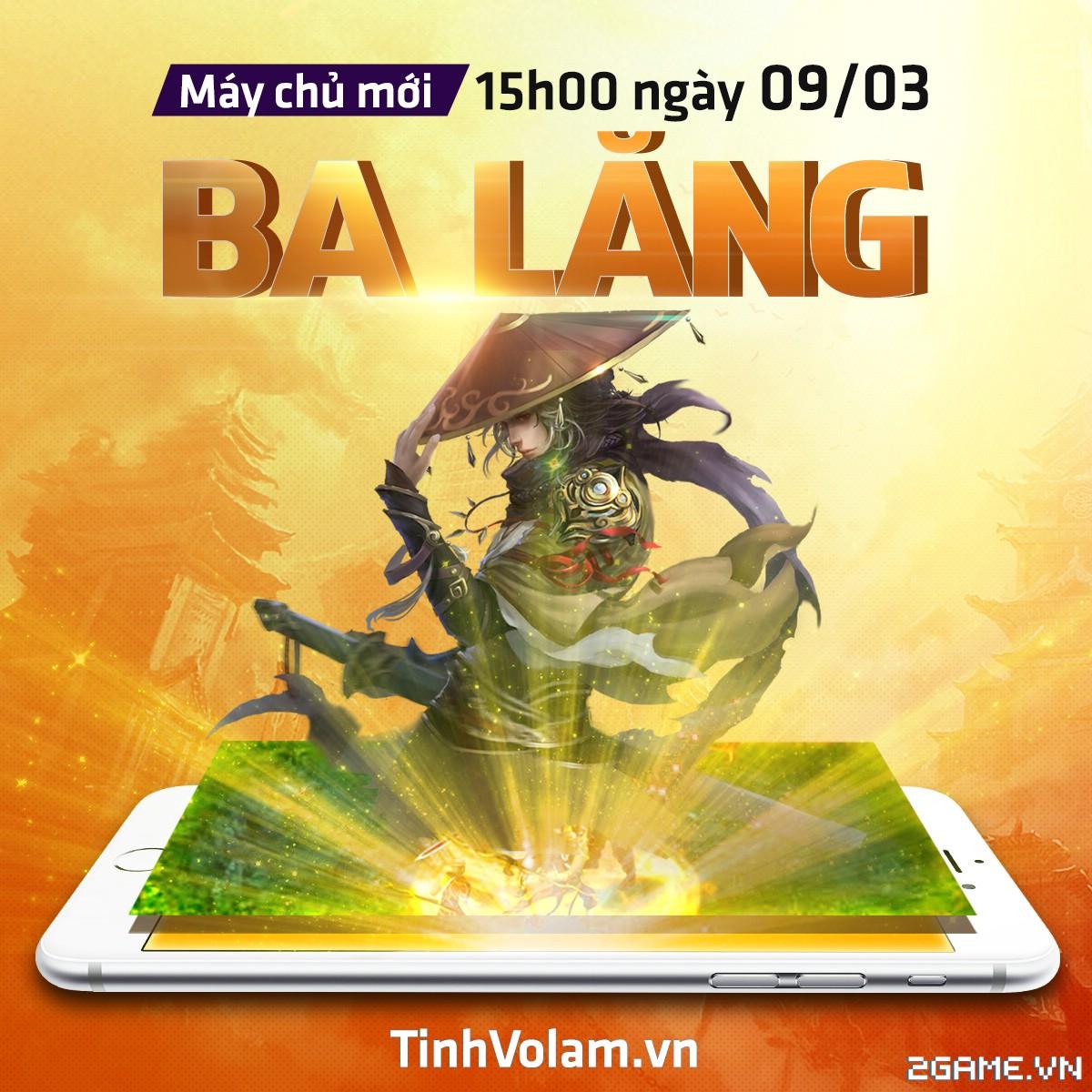 Tặng 520 giftcode game Tình Võ Lâm 1