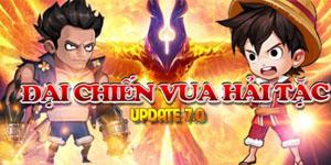 Manga GO: Phát sốt với loạt tính năng mới cực hot trong phiên bản Đại Chiến Vua Hải Tặc