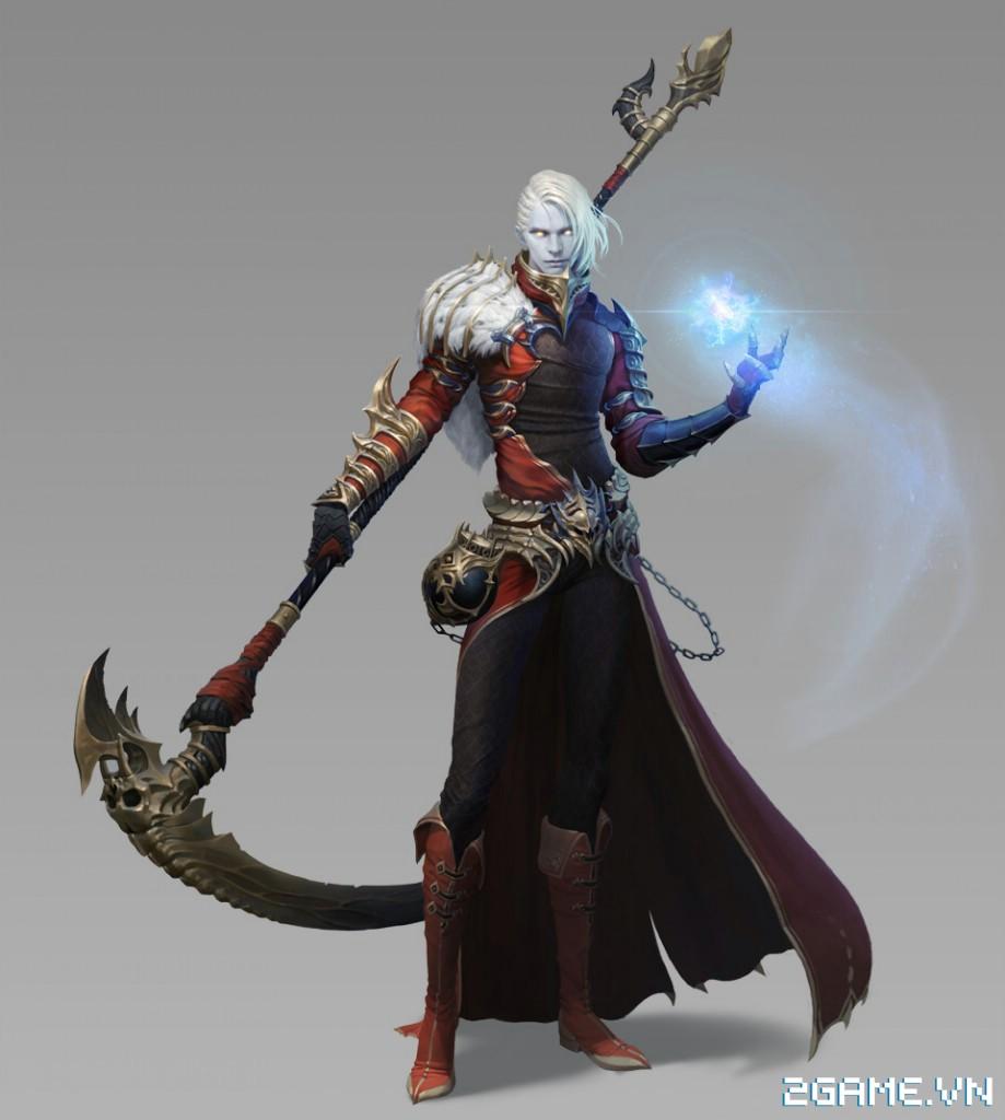 Sẽ không còn DK, DW và Elf trong MU Legend 3