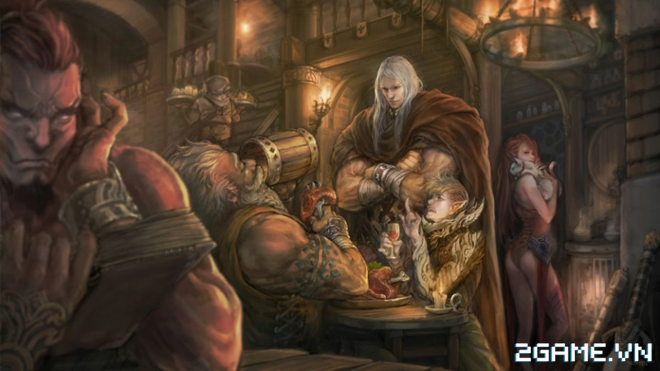 Sẽ không còn DK, DW và Elf trong MU Legend 8