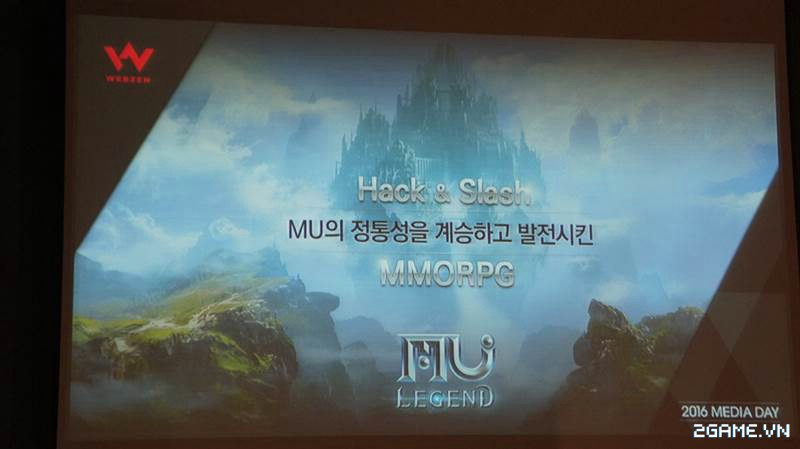 Cận cảnh buổi họp báo ra mắt MU Legend tại Hàn Quốc 0