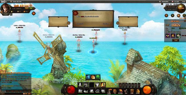 Bách Chiến Vô Song 3 - Game thủ, biển xanh, cát trắng và… heo! 2