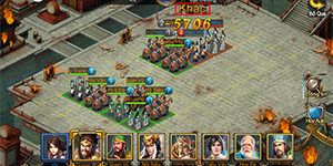 Long Tướng Mobile – Hướng dẫn Dàn binh bố trận