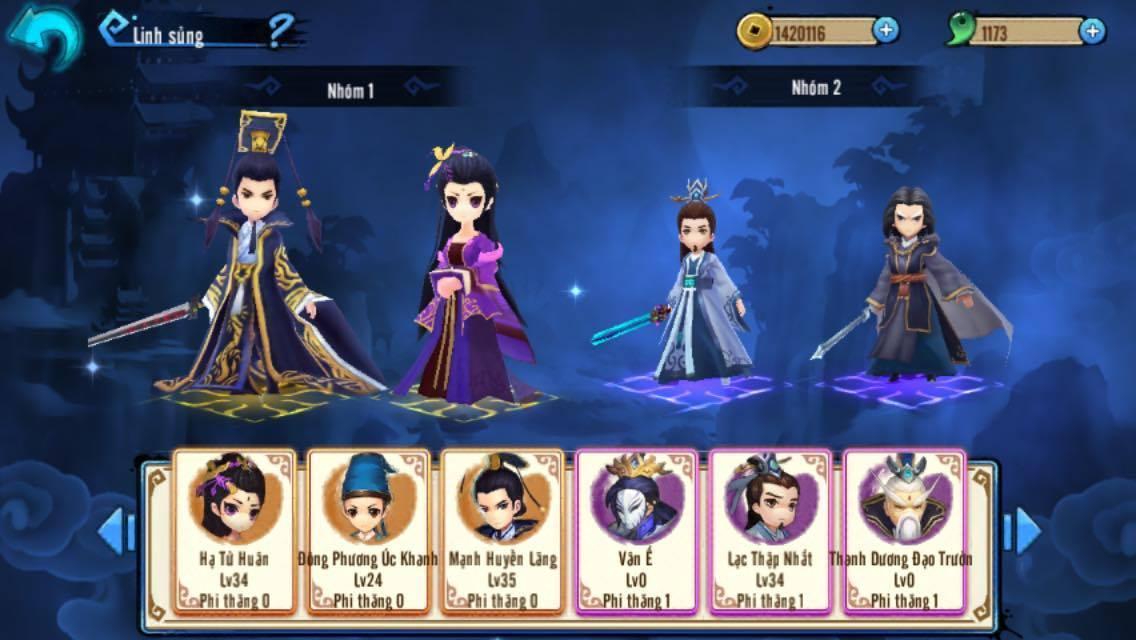 Hoa Thiên Cốt VNG - Tìm hiểu bí kíp bồi dưỡng linh sủng 3