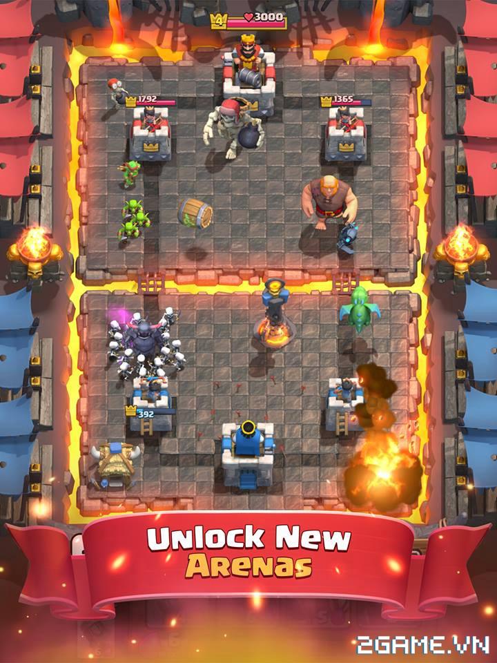 Clash Royale – Một số lời khuyên cho người mới chơi game