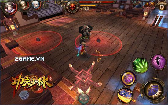 Kung fu Chi Vương - 3 tính năng mà người chơi nên một lần thử qua! 6