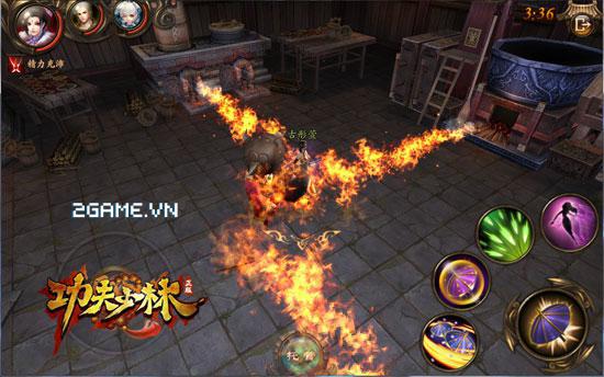 Kung fu Chi Vương - 3 tính năng mà người chơi nên một lần thử qua! 7