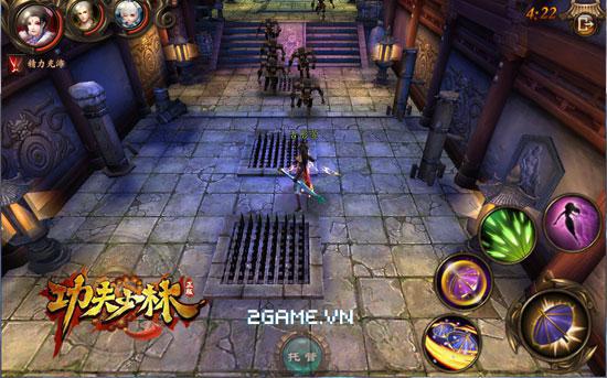 Kung fu Chi Vương - 3 tính năng mà người chơi nên một lần thử qua! 8