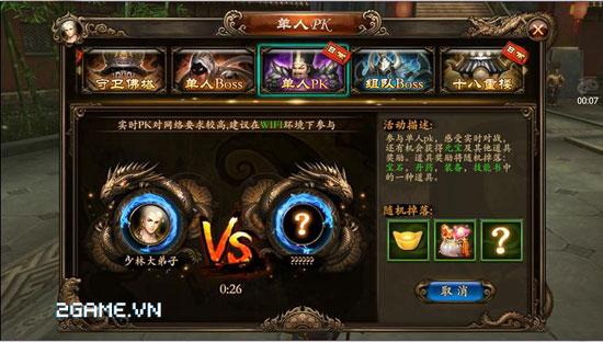 Kung fu Chi Vương - 3 tính năng mà người chơi nên một lần thử qua! 0