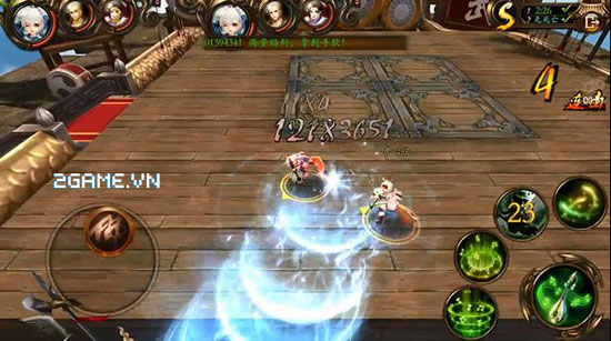 Kung fu Chi Vương - 3 tính năng mà người chơi nên một lần thử qua! 3