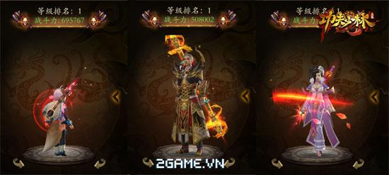 Kung fu Chi Vương - 3 tính năng mà người chơi nên một lần thử qua! 10
