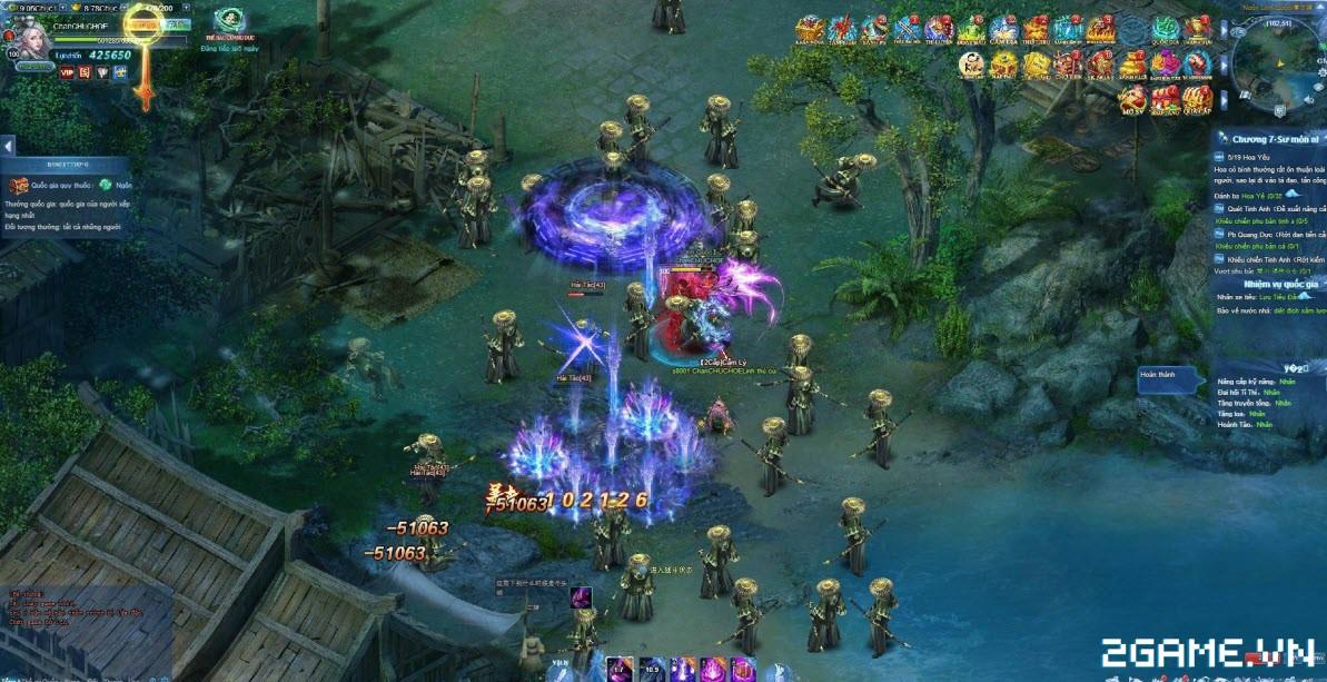Dragon Nest - Game cài đặt tại Việt Nam đang từng bước hồi sinh 2