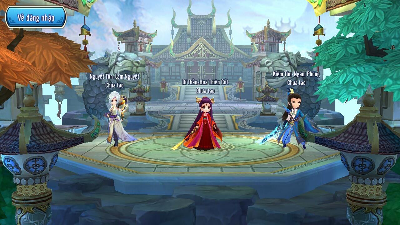 Hoa Thiên Cốt VNG - Tìm hiểu chiến lược chọn nhân vật 0