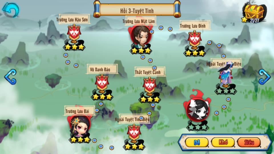 Hoa Thiên Cốt VNG - Tìm hiểu tổng quan tất cả chiến lược trong game 1