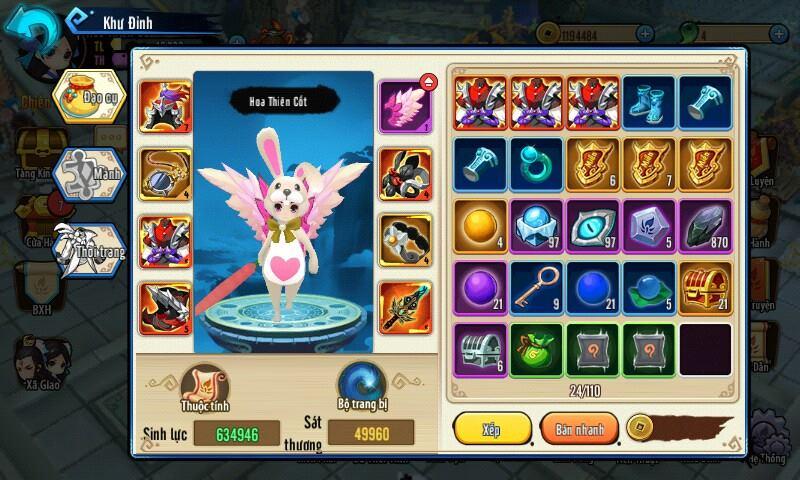 Hoa Thiên Cốt VNG - Tìm hiểu tổng quan tất cả chiến lược trong game 2