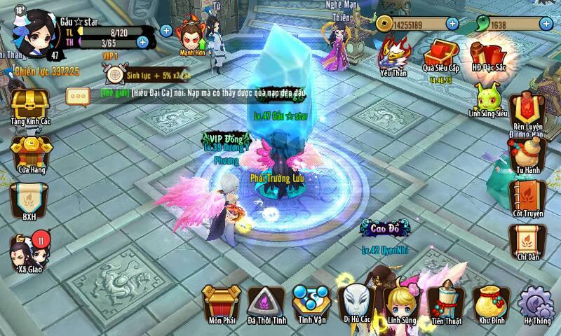 Hoa Thiên Cốt VNG - Tìm hiểu tổng quan tất cả chiến lược trong game 3