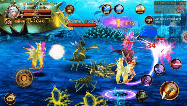 Quỷ Kiếm 3D - Sức sống nào cho game ARPG giữa tâm bão tiên hiệp, kiếm hiệp? 3