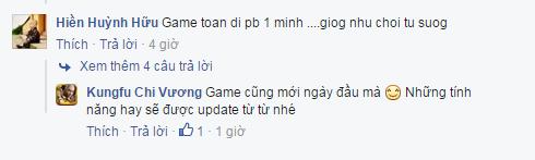 Cảm tưởng chơi Kungfu Chi Vương cứ như đang chiến game offline ý! 6