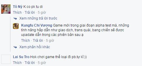 Cảm tưởng chơi Kungfu Chi Vương cứ như đang chiến game offline ý! 7